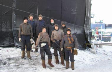 ОАО Сибнефть,Муравленко