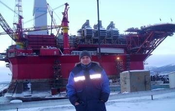 ООО Газпромнефть шельф, г.Северодвинск